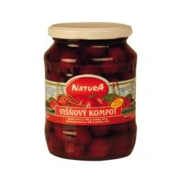 Višně bez pecek Zafer - sklo 720 ml/350g