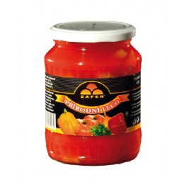 Zeleninové lečo 720 ml/200g