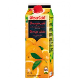 Pomerančová šťáva 100% 1 l
